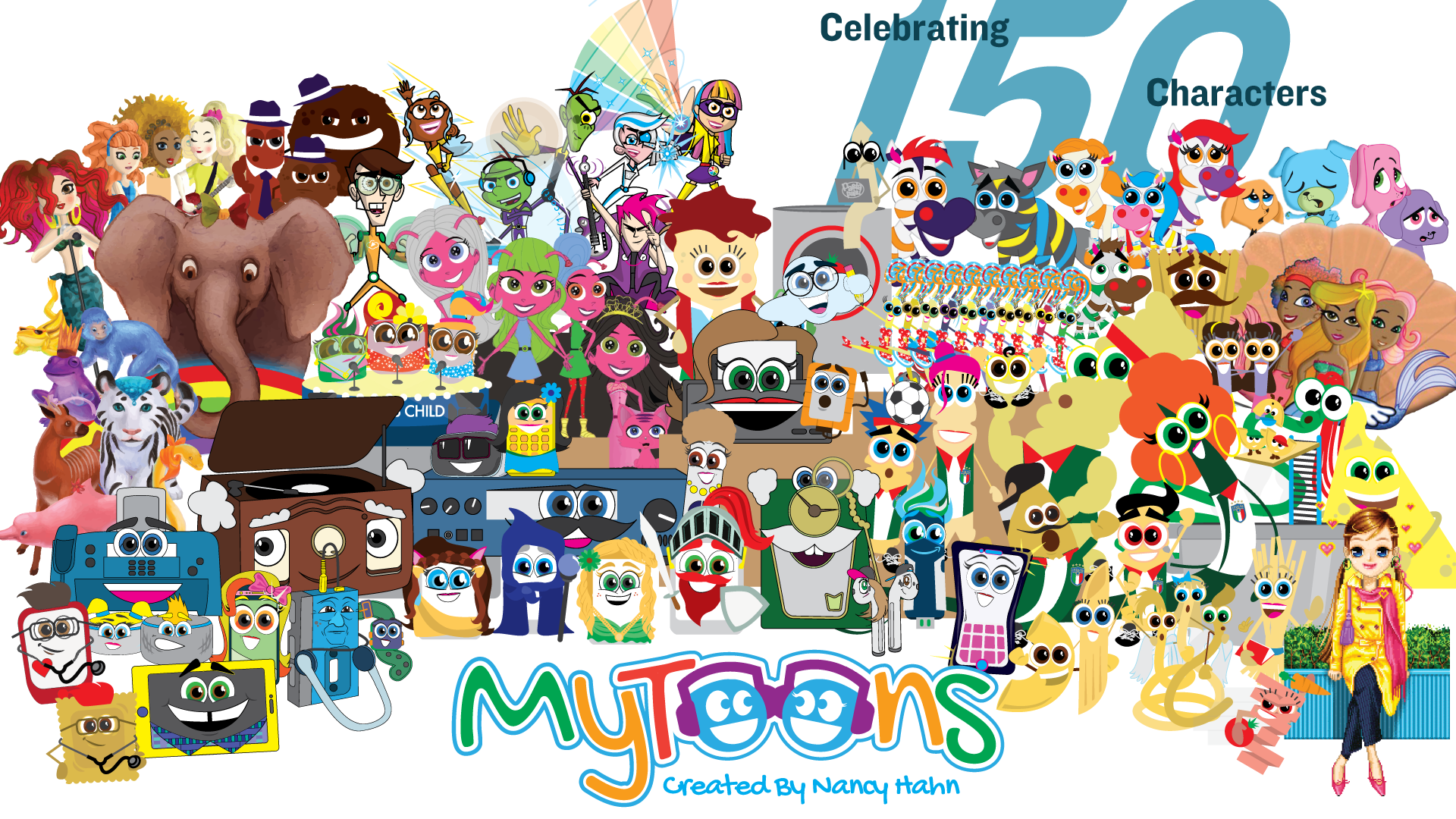 MyToons Group